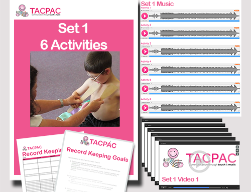 Giving Parents an Opportunity to use Tacpac at Home During Lockdown