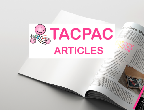Can the use of TACPAC interventions make a positive impact on parent/child communication and interaction for children with a vision impairment?