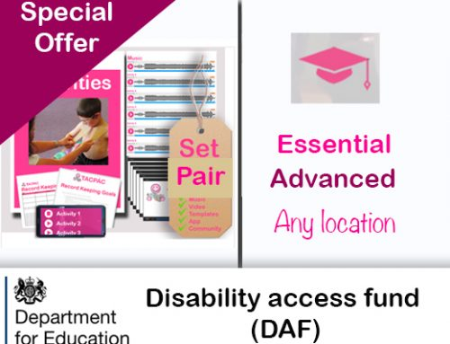 Disability Access Fund and Tacpac Training